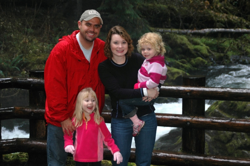 us at Sol Duc