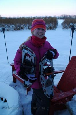 snowshoes 008100