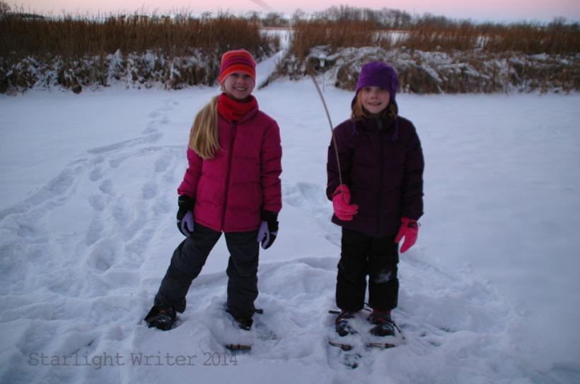 snowshoes 031103