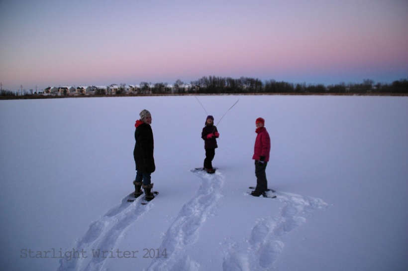 snowshoes 041105