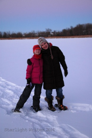 snowshoes 053106